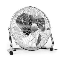 oneConcept Metal Blizzard Floor Fan 18""