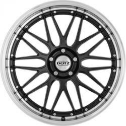 DOTZ Revvo dark CB60.1 5/100 18x8 ET35