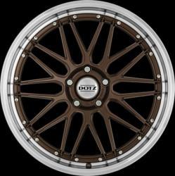 DOTZ Revvo CB70.1 5/112 18x8 ET35