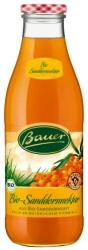 Bauer 100%-os bio alma-homoktövis gyümölcslé 0,98L