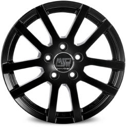 MSW 22 Matt Black CB72.56 5/120 17x8 ET29