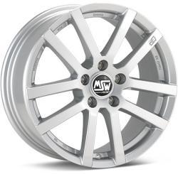 MSW 22 Full Silver CB57.1 5/112 15x6.5 ET45