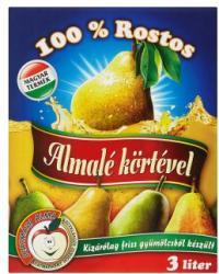 Szatmárkert 100%-os almalé körtével 3L