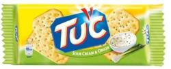 TUC Tejfölös-hagymás kréker 100g