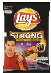 Lay's Strong Piri Piri chili ízű chips 77g