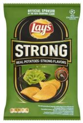 Lay's Strong wasabi ízű chips 77g