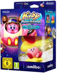 Nintendo Kirby Planet Robobot [Amiibo Bundle] (3DS)