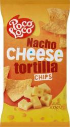 Poco Loco Tortilla sajtos kukoricachips 200g