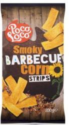 Poco Loco Strips barbecue ízű kukorica snack 200g