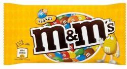 M&M's földimogyorós drazsé 45g