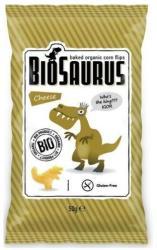 Biopont Biosaurus sajtos kukoricás snack 50g