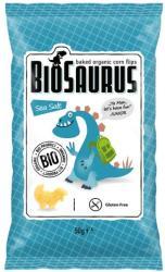 Biopont Biosaurus sós kukoricás snack 50g