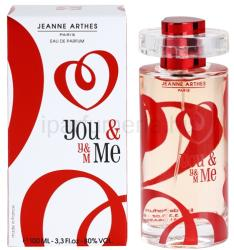 Jeanne Arthes You & Me EDP 100ml