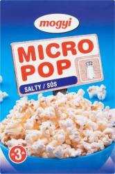 Mogyi Micro Pop sós pattogatni való kukorica 3x100g
