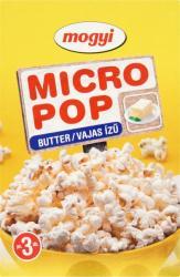 Mogyi Micro Pop vajas pattogatni való kukorica 3x100g