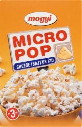 Mogyi Micro Pop sajtos pattogatni való kukorica 3x100g