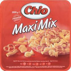 Chio Maxi Mix kréker és sósperec 200g