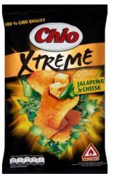 Chio Xtreme sajtos-jalapeno chilis chips 70g