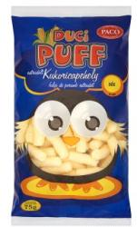 PACO Duci Puff sós kukoricasnack 75g