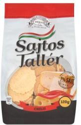 ZIEGLER Chilis sajtos tallér 120g