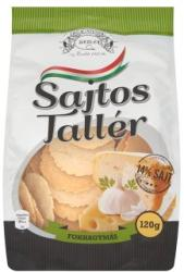 ZIEGLER Fokhagymás sajtos tallér 120g