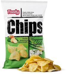 Foody Hagymás-tejfölös chips 90g