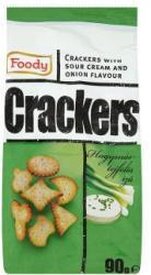 Foody Hagymás-tejfölös kréker 90g