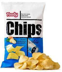Foody Sós chips 90g
