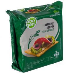 Abonett Bio natúr extrudált kenyér 100g