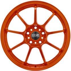 OZ Alleggerita HLT Orange 4/100 17x7 ET37