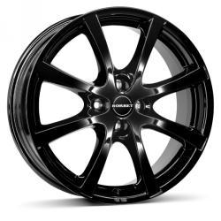 Borbet LV4 black glossy 4/108 17x7 ET25