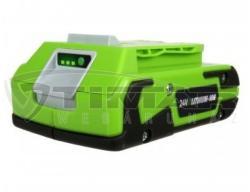 GreenWorks 24V 2.0Ah Li-Ion (29312)