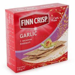 Finn Crisp Fokhagymás lapkenyér 175g