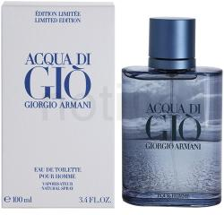 Giorgio Armani Acqua di Gio pour Homme (Blue Limited Edition) EDT 100ml
