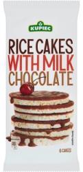 KUPIEC Puffasztott rizsszelet tejcsokoládéval 90g