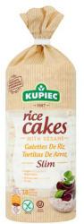KUPIEC Thin puffasztott rizsszelet szezámmaggal 90g