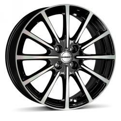 Borbet BL4 black polished CB64 4/100 16x7 ET35