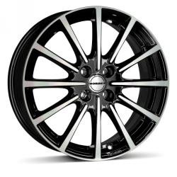 Borbet BL4 black polished CB64 4/100 15x6.5 ET45