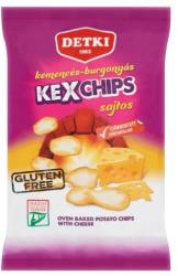 DETKI Kex Chips sajtos burgonyasnack 75g