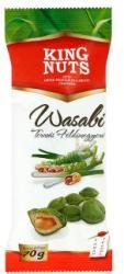 King Nuts Wasabis földimogyoró 70g