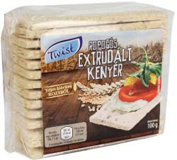 Twist Rozsos extrudált kenyér 100g