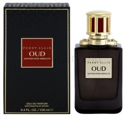 Perry Ellis Oud Saffron Rose Absolute EDP 100ml