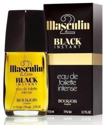 Bourjois Masculin - 2 Black Instant EDT 112ml