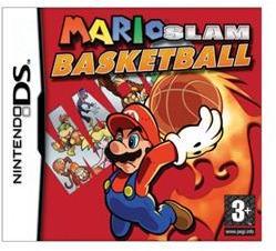 Nintendo Mario Slam Basketball (Nintendo DS)
