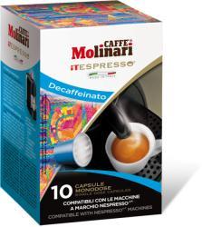 Molinari iTESPRESSO Decaffeinato