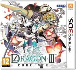 SEGA 7th Dragon III Code: VFD (3DS)