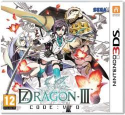 SEGA 7th Dragon III Code: VFD (3DS)
