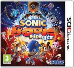 SEGA Sonic Boom Fire & Ice (3DS)