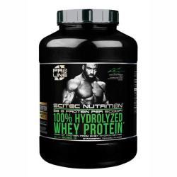 Scitec Nutrition 100% Hydrolyzed Whey Protein - 2030g