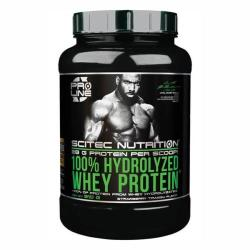 Scitec Nutrition 100% Hydrolyzed Whey Protein - 910g